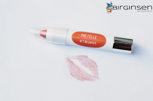 pastelle art lip pencil lambre