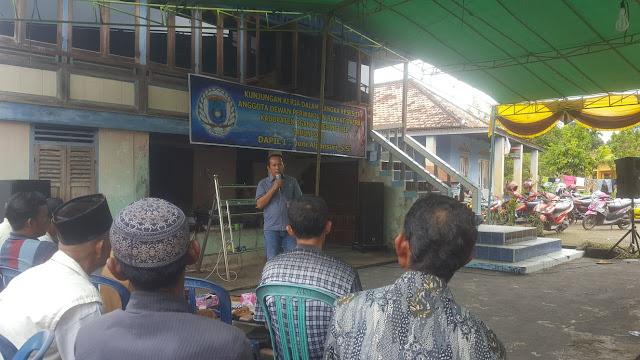 Juni Alpansuri Serap Aspirasi Warga Tanjung Rancing
