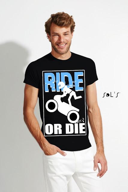 T-shirt personnalisé moto sur Kooneo