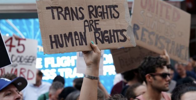 Trump asks US court for review of transgender military ban