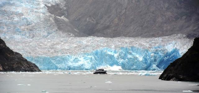 Tracy Arm Sawyer Glacier
