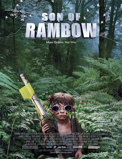 Ver El hijo de Rambow (Son of Rambow) (2007) Online
