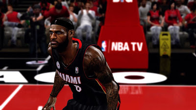 NBA 2K13 PC Graphics Enhancer ENB Mod