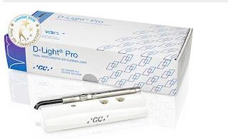 LED-Polymerisationslampe mit dualer Wellenlänge