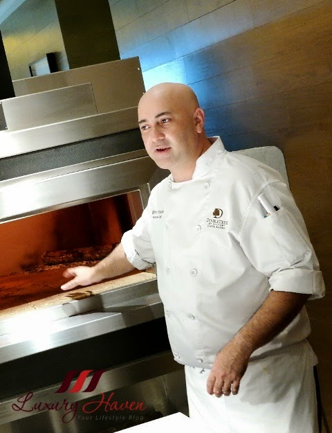 doubletree hilton tosca zesti woodfired pizza oven