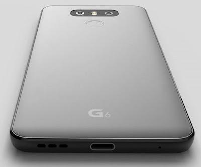 LG G6 Modeli
