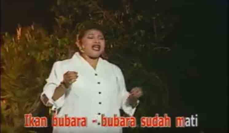Lirik Lagu Lembe Lembe - Joice Pupella