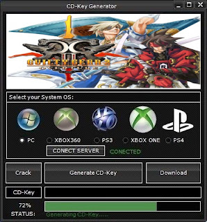 GUILTY GEAR 2 OVERTURE Key Generator (Free CD Key)