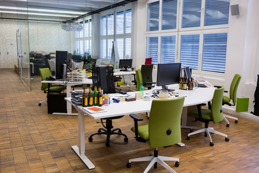 move your business into a purpose-built office complex