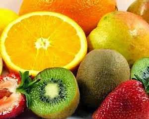 Importância das frutas para saúde