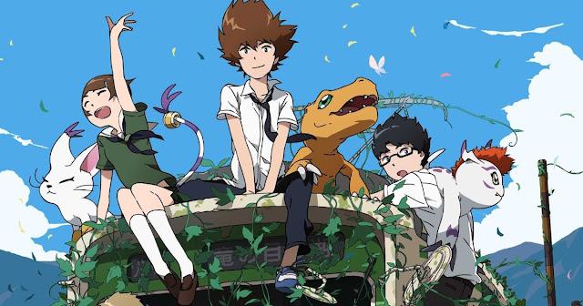 Digimon Adventure tri. Kokuhaku