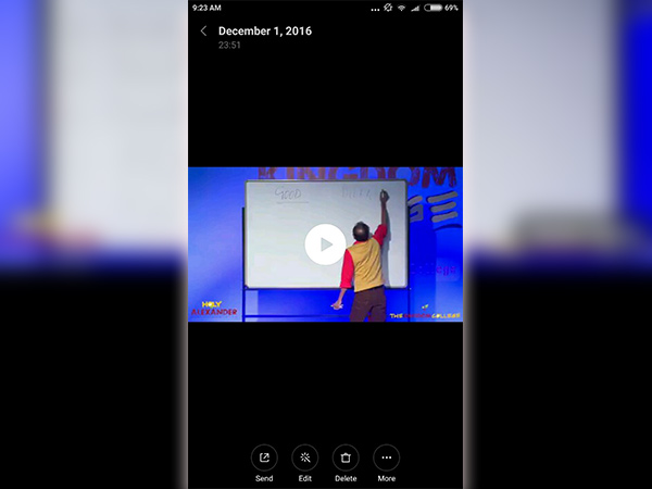 6 Easy Tips How to trim or shorten your videos on Android Device