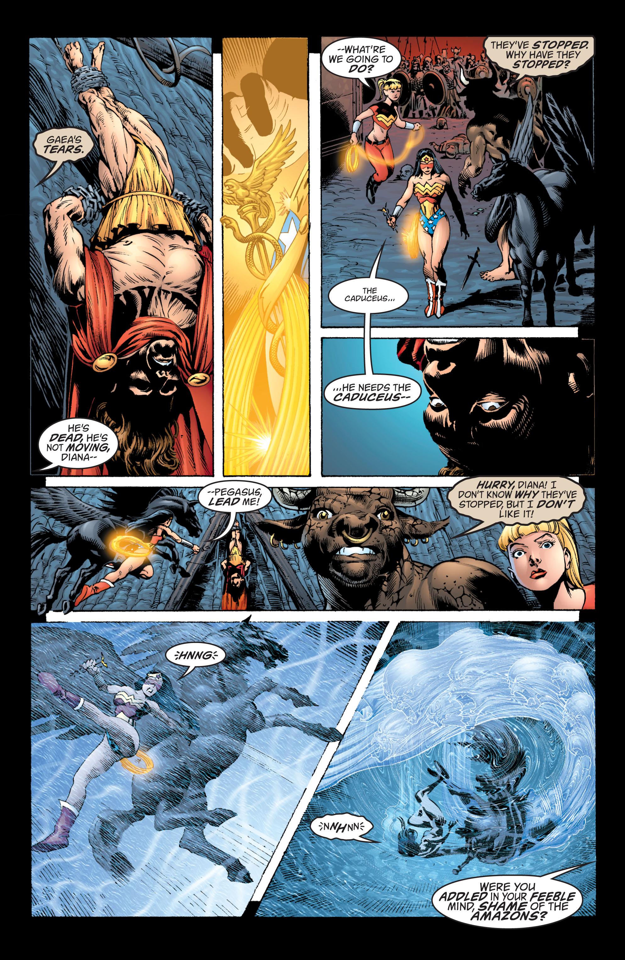 Read online Wonder Woman (1987) comic -  Issue #217 - 7