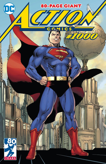 1,000th Issue of ACTION COMICS
