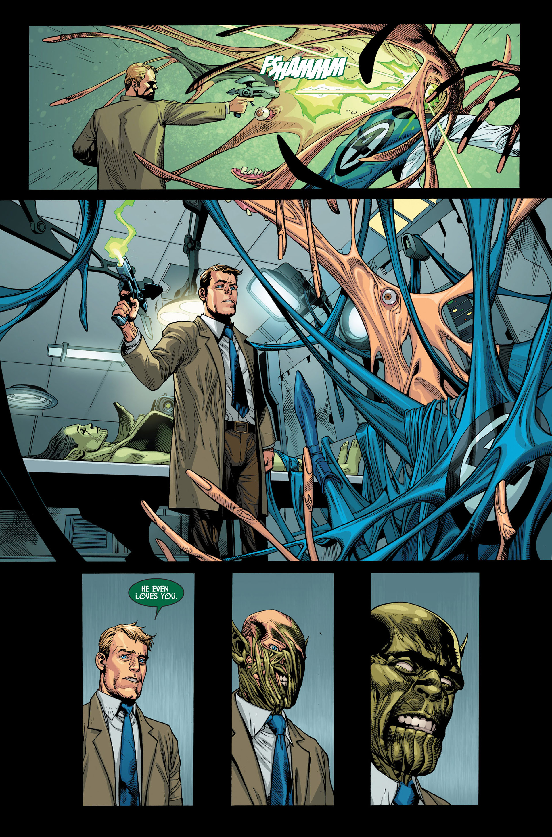 Read online Secret Invasion comic -  Issue #1 - 36