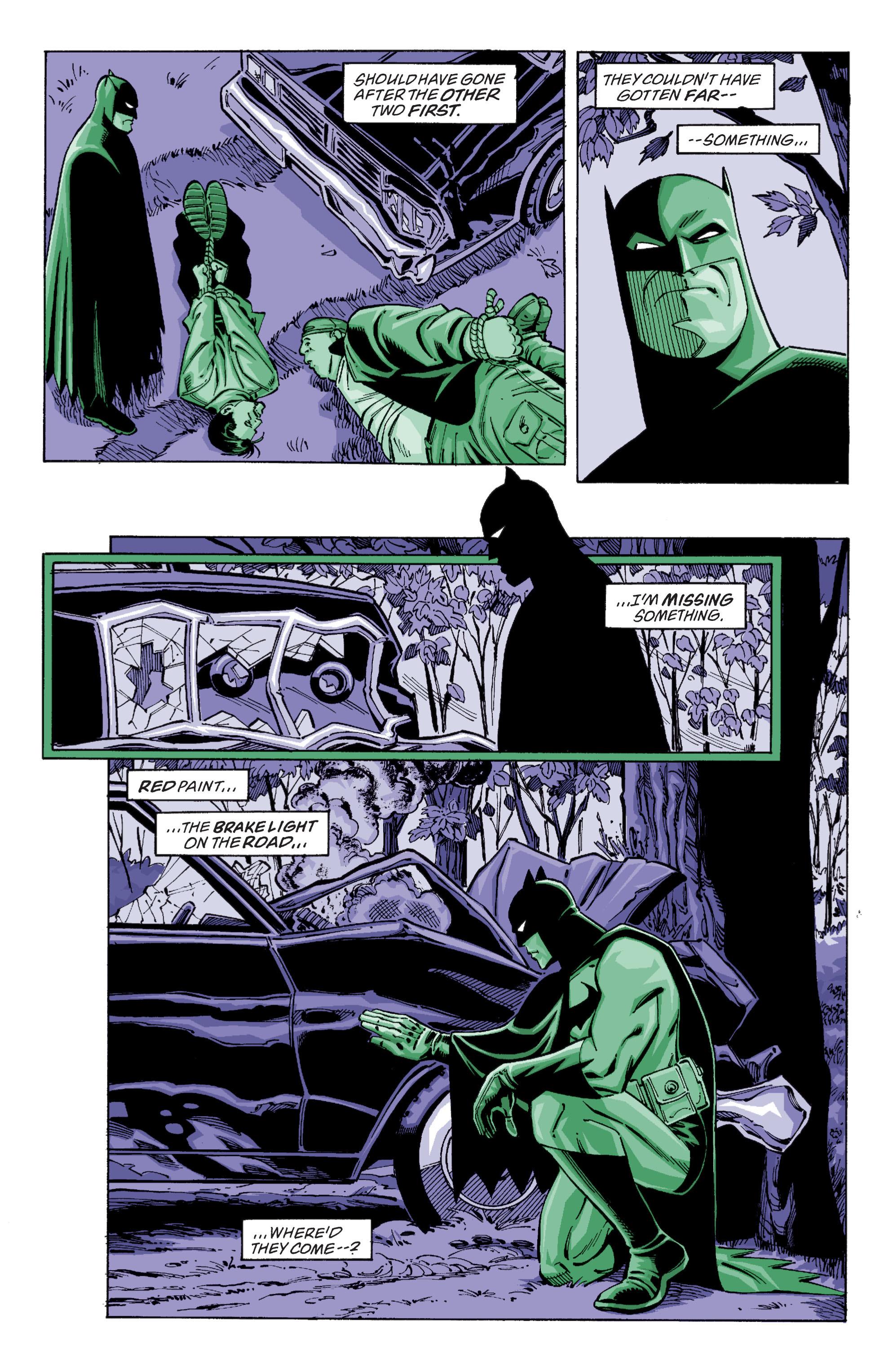Detective Comics (1937) 757 Page 16