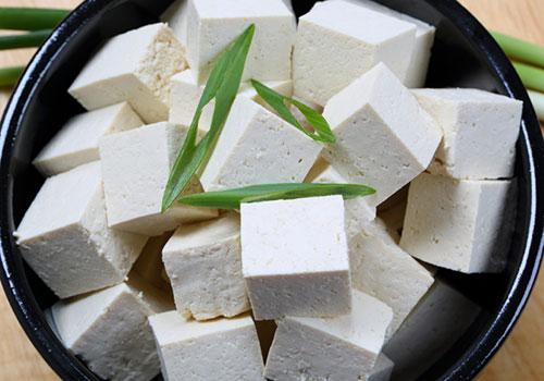 healthy Soya Bean Tofu Cheese