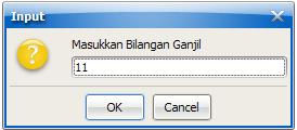 Contoh Perulangan Pada Pemrograman Java