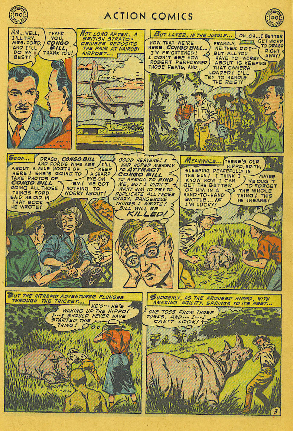 Read online Action Comics (1938) comic -  Issue #186 - 17