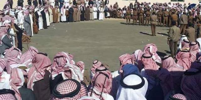 خصام استمر 200 سنة بين قبيلتين سعوديتين نهايته كانت أمس ... تعرف على سببه وكيف انتهى؟!