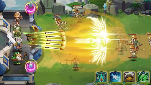 Download Castle Defender Mod Apk Unlimited Money