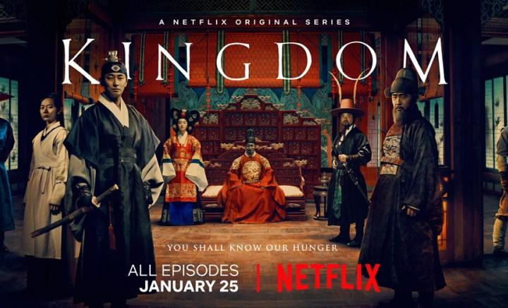 Review Kdrama Netflix KINGDOM (2019) | suka Zombie? Must watch!