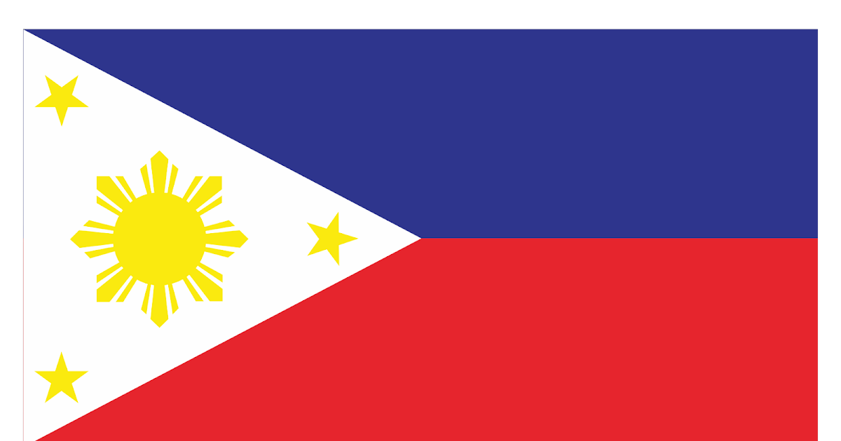 philippines flag logo vector~ format cdr, ai, eps, svg, pdf, png