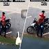 (Video) 'Belum kahwin lagi dah naik tangan' - Netizen