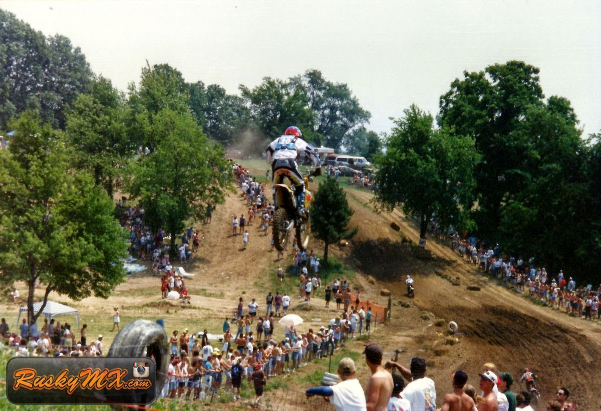 Tim Ferry - Red Bud 1996