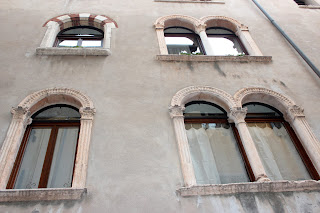 Fachadas decoradas de Verona. La ciudad pintada