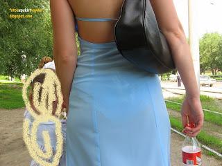 mujeres ropa transparente