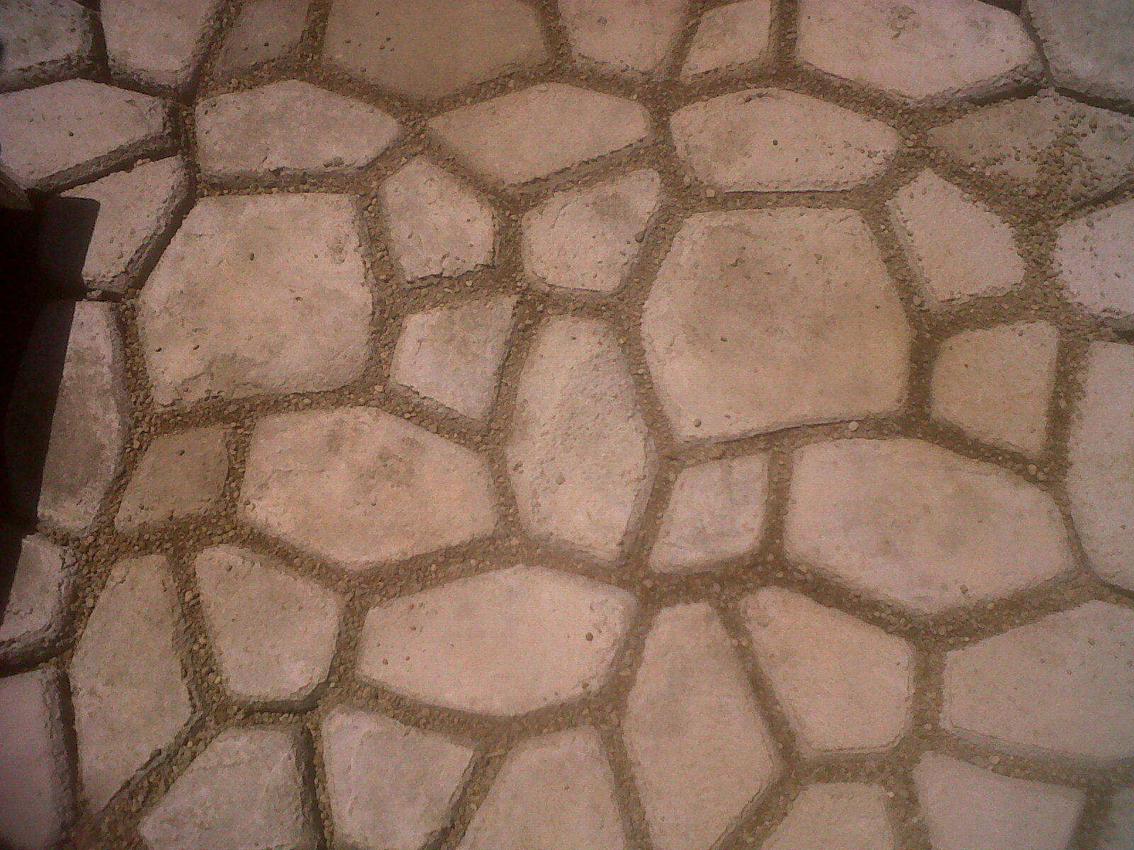Concrete Mold Patio