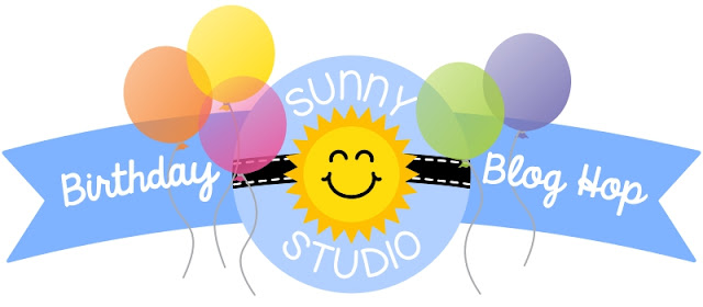 Sunny Studio Birthday Blog Hop