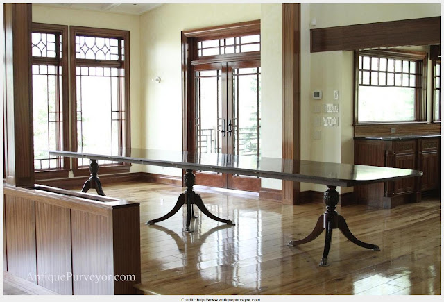 Nice 10 Foot Dining Room Table Collection