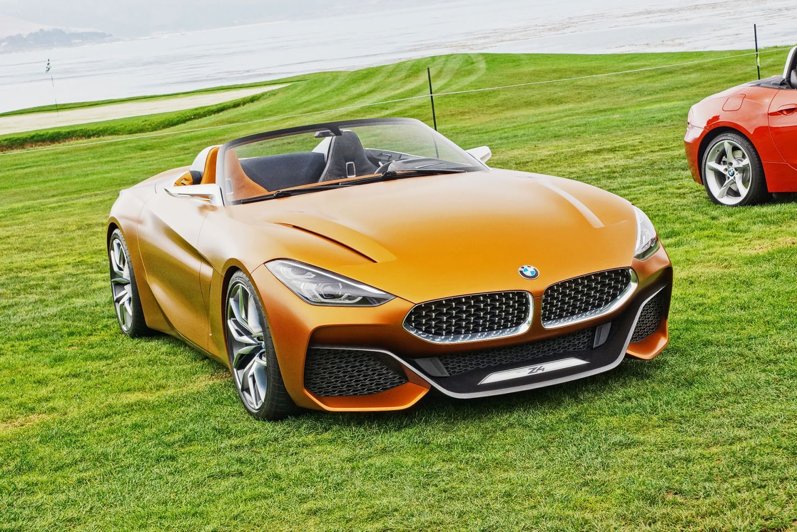 First Impression Bmw Z4 Concept All About Otomotif