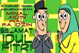 http://skrupan.blogspot.com/Gambar Kata Ucapan Selamat Lebaran Hari Raya Idul Fitri Lucu Terbaru 2014