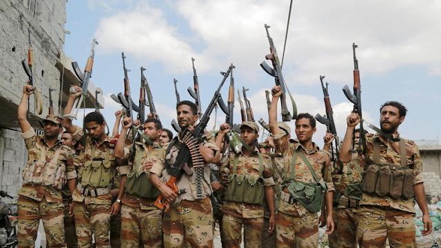 Pasukan Yaman Kuasi Jalan Utama Dari Syiah Houthi