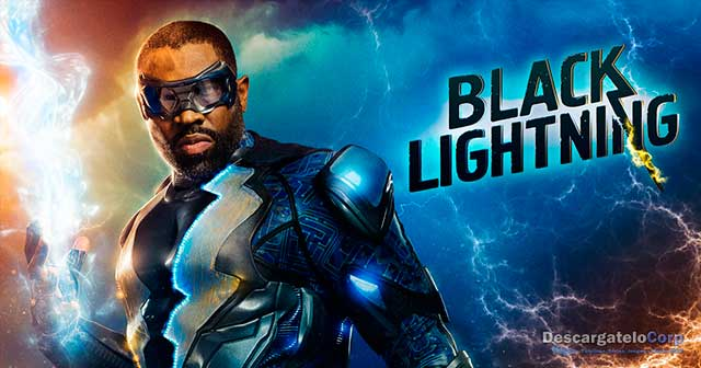 Black Lightning Temporada 1 HD Latino