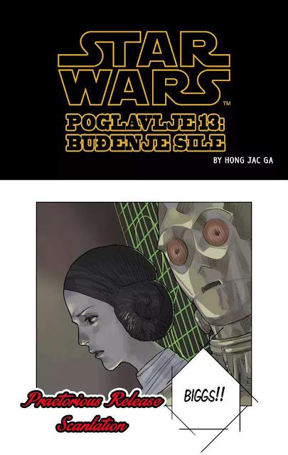 Budjenje Sile - (Webcomic Star Wars) - Ratovi Zvezda