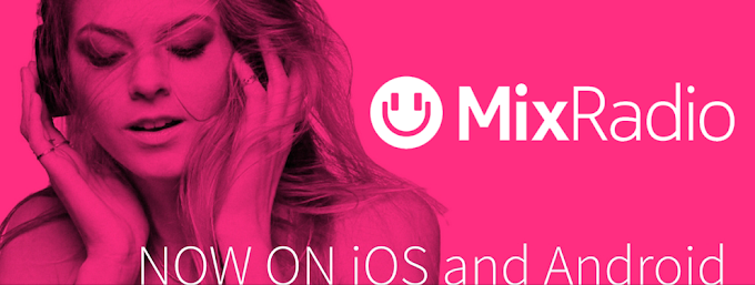 MixRadio now available on Android and iOS