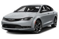 2016 Chrysler price list