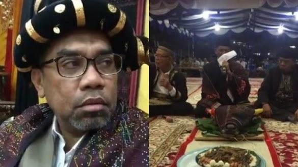 Ketua Ikanas Medan Keberatan Ngabalin jadi Marga Nasution