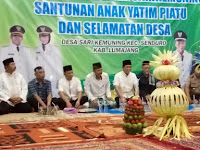 Kembalinya Tradisi KADESO Desa Sarikemuning Kec. Senduro Kabupaten Lumajang Tahun 2018