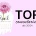 Top Comentarista: Abril 2018