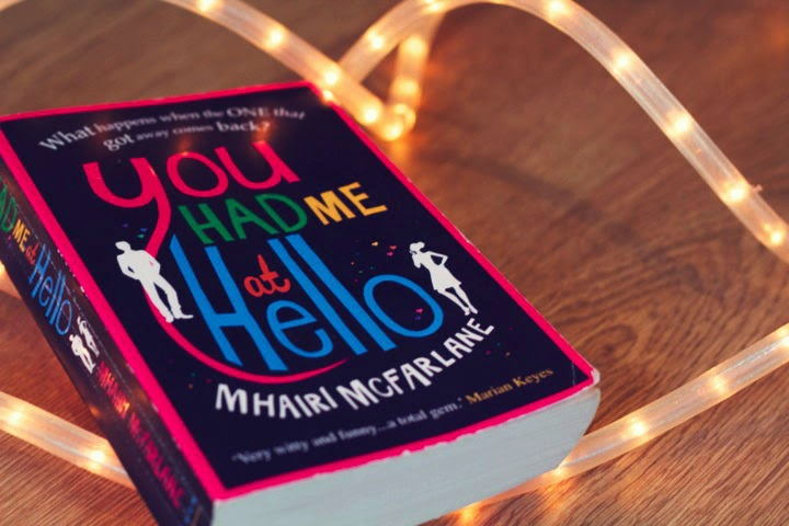 You Had Me At Hello Book