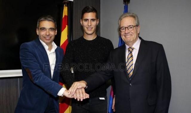 El Barça despide a un recién fichado por sus tweets madridistas
