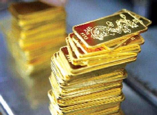 Giá vàng hôm nay 8/12: SJC mất 90 nghìn đồng/ lượng