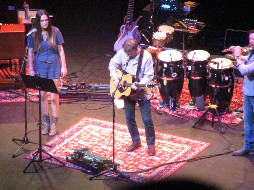 Seth Saith: Playing His 'Greatest Hits Live,' Steve Winwood