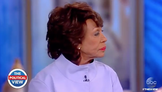 Maxine Waters Says Putin, Er, Pence Needs to Be Impeached After Trump