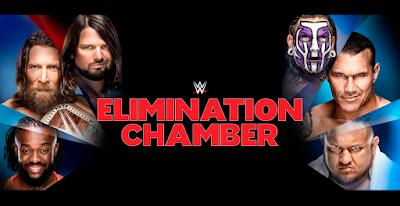 Ver Repeticion WWE Elimination Chamber 2019 En HD Español